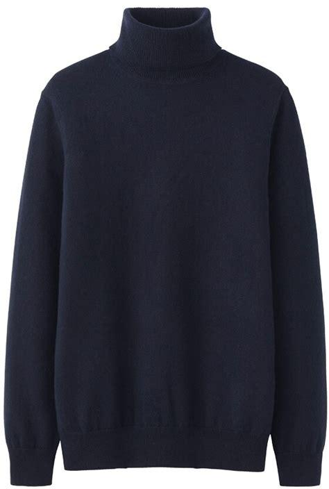 Sweater Uniqlo Ori Uniqlo Turtle Neck Sweater Where To Buy How