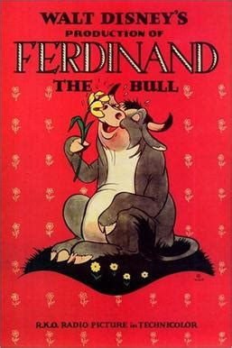 ferdinand filmaffinity file ferdinand the bull film poster jpg wikipedia