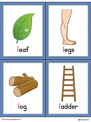 7 Letter Words With L