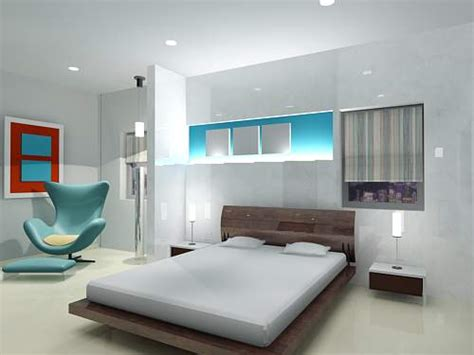 bedroom interior rendering in 3ds max 9 171 3d 3d news