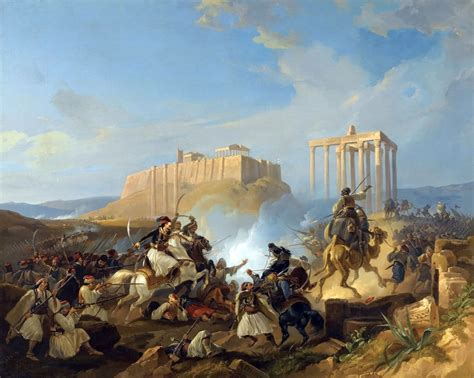 ottoman invasion of greece photo of the week the greek war of independence