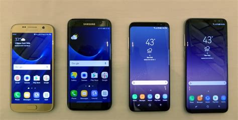 Hdc Samsung S8 Real Infinity Display infinity display looks samsung galaxy s8 and s8 to infinity and beyond
