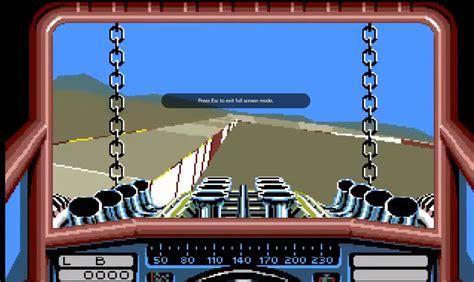 Gamis Akifa stunt car racer computer classics