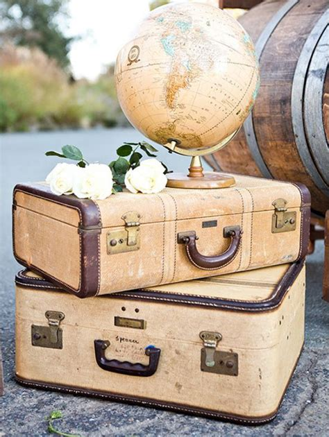 vintage travel decor vintage travel party decorations home party theme ideas