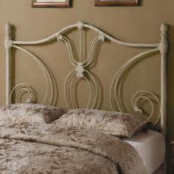 iron beds and headboards white metal headboard