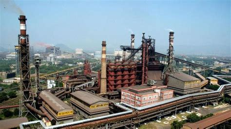 Steel Plant Vizag Steel Plant To Invest Rs 38 500 Crore For Expansion