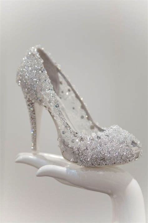 Sparkly Bridal Shoes by 25 Best Ideas About Wedding Shoes On Wedding