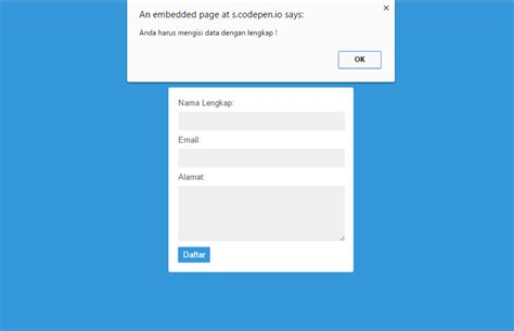 membuat hyperlink dengan javascript membuat form validasi dengan javascript malas ngoding