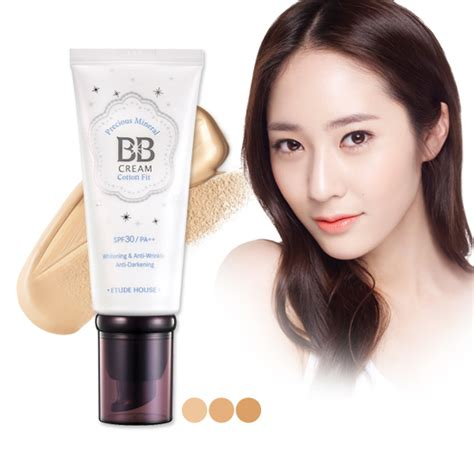 Etude Eyeliner Gel etude house precious mineral bb cotton fit spf30