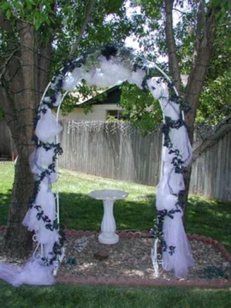 Indoor Wedding Arch Uk by Indoor Wedding Arch Decorations Wedding Arch Decoration