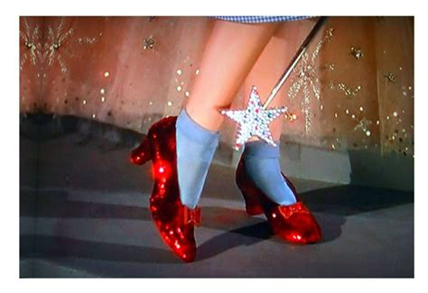dorothy ruby slippers the smithsonian made a kickstarter caign to fix dorothy