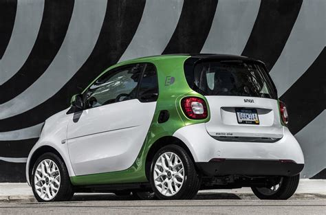 smart ed car 2017 smart fortwo electric drive review review autocar