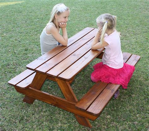 Childrens Picnic Tables by Picnic Table Just For