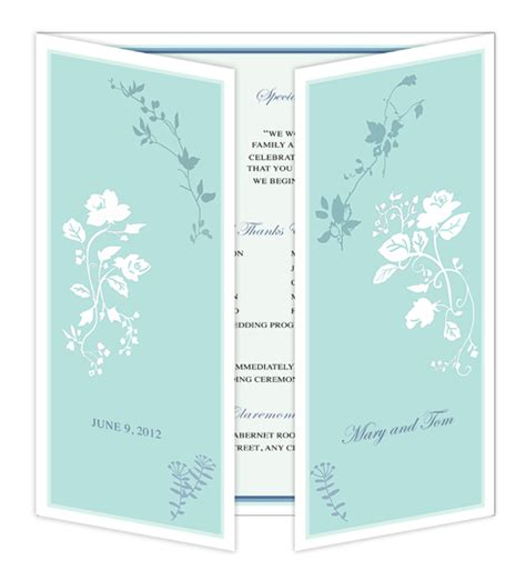 gatefold wedding invitations template recession brings many benefits for brides to be for