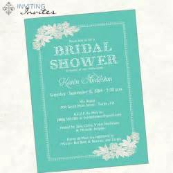 lace bridal shower invitation printable digital file