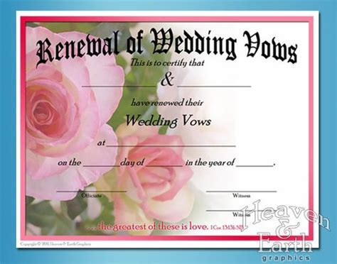Unique Vow Renewal Ideas     and Roses Wedding Vows