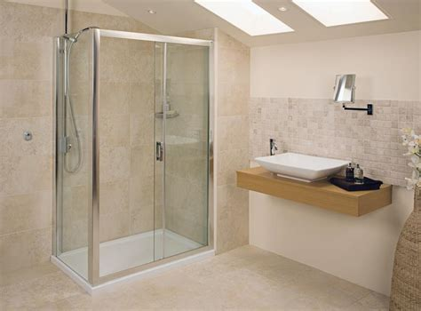 Barrier Free Bathroom Design by Embrace Shower Enclosure Range Roman Showers