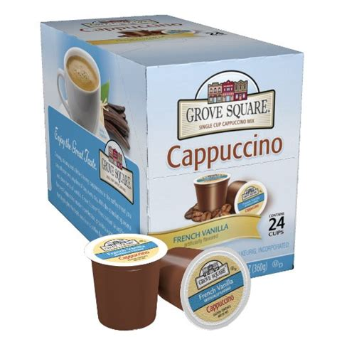 black friday target add 2016 24ct grove square french vanilla cappuccino k cups only 7