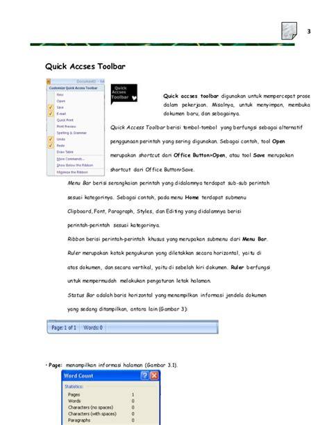 membuat makalah microsoft word 2007 makalah ms word 2007