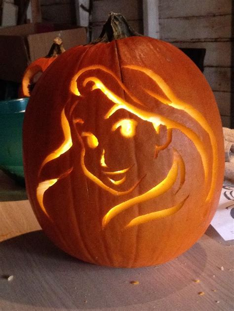 rapunzel pumpkin template 17 best images about stuff i made on fusion