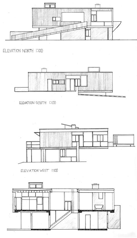 house section drawing arch1142 communications march 2012