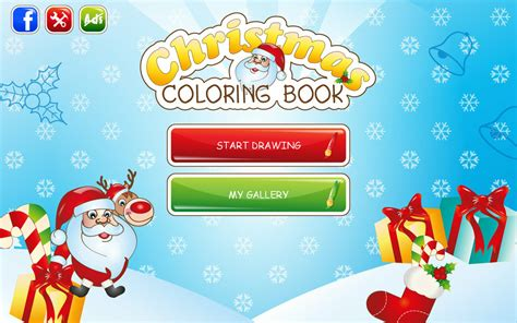 finger apps for christmas coloring book android apps on play