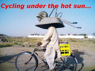 funny hot sun pictures cycling under the hot sun funny picture funny pictures