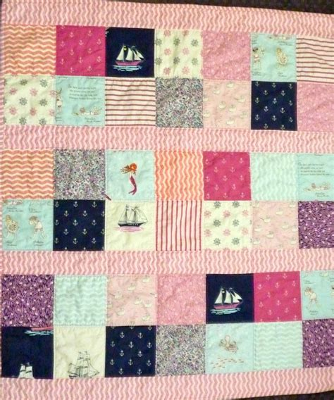 Out To Sea Quilt by Out To Sea Quilt For The