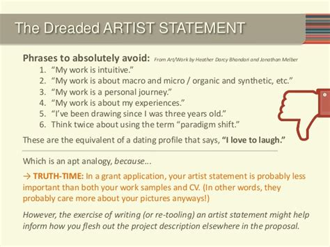 writing an artist grant template writing a great grant 2014 individual artists