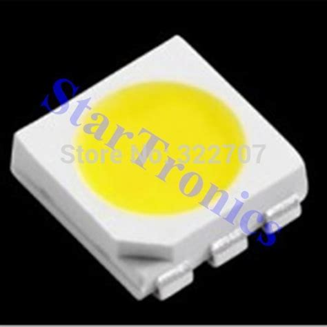 resistor for ultra bright led aliexpress buy naturewhite 5500k plcc 6 smd 5050 led diode ultra bright 15 18lm