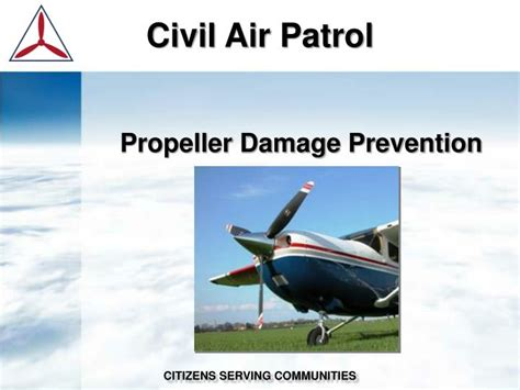 Civil Air Patrol Powerpoint Template Ppt Civil Air Patrol Powerpoint Presentation Id 3821404