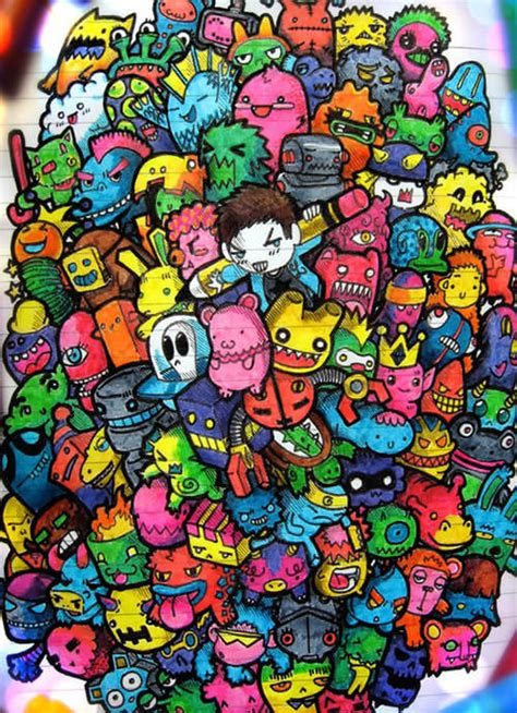 doodle images 26 adorable doodle artwork for your inspiration