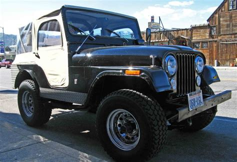 Jeep Buick 1971 Quot V6 Buick Quot Cj5 Jeep Photo Monte Dodge Photos At