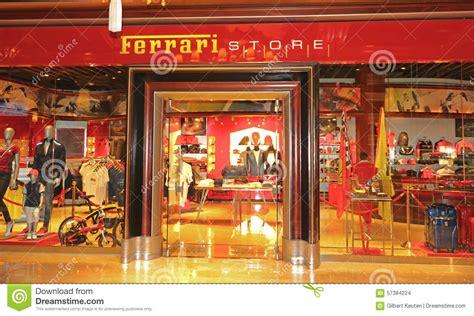 Ferrari Shop Las Vegas by Ferrari Dealership Las Vegas Wynn Fiat World Test Drive