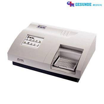 alat elisa analyzer microplate reader rayto toko medis