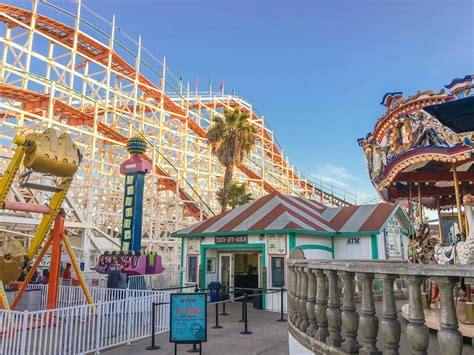 Detox By Seaworld by 12 Things To Do At Belmont Park In San Diego La Jolla