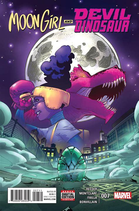 moon and dinosaur vol 1 bff moon and dinosaur vol 1 7 marvel database