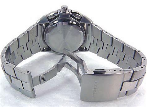 Jam Tangan Seiko Snl049p1 Arctura Kinetic Black Silver Whiite seiko arctura snl047p1 arlojinesia