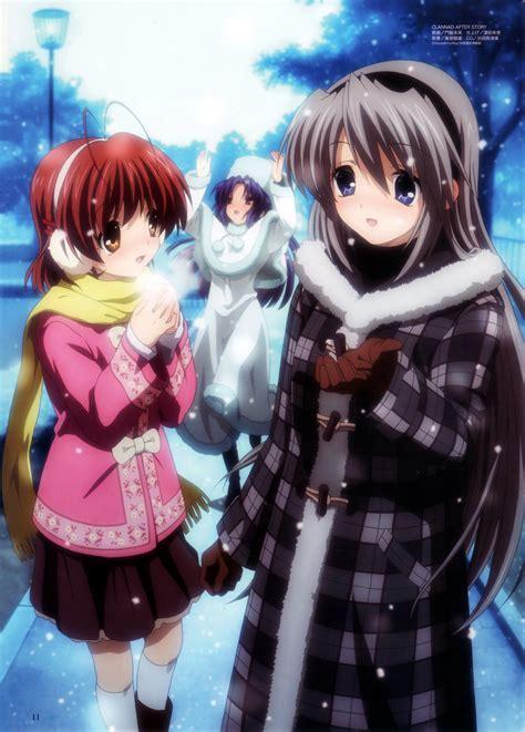 imagenes anime zerochan clannad zerochan anime image board
