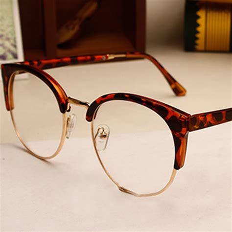 retro eyeglasses frames optical glasses