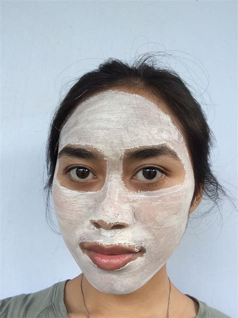 Masker Viva review before after viva mask bengkoang untuk semua jenis kulit bonjour gens