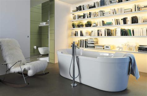 starck bathtubs  showers duravit