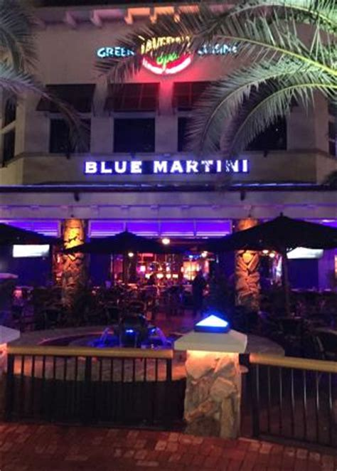 blue martini restaurant blue martini orlando restaurant reviews photos