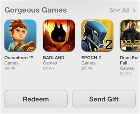 App Store Gift Card Discount - how do i redeem a gift card promo code on the app store the ipad guide