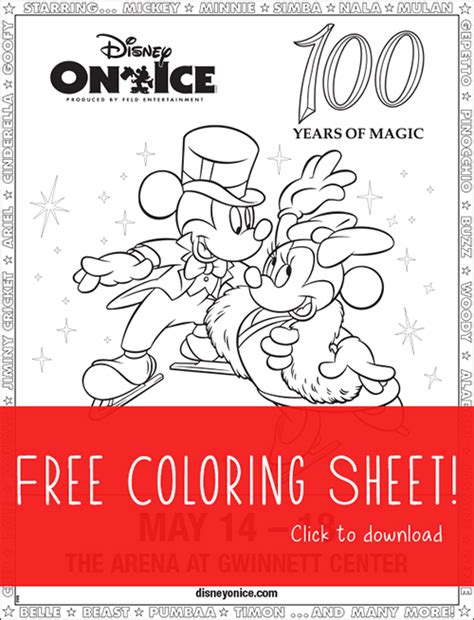 coloring pages disney on ice pin puffle coloriage on pinterest