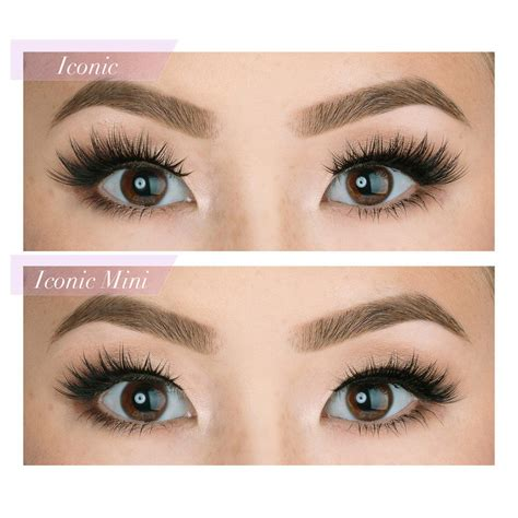 house of lashes house of lashes iconic mini false eyelashes
