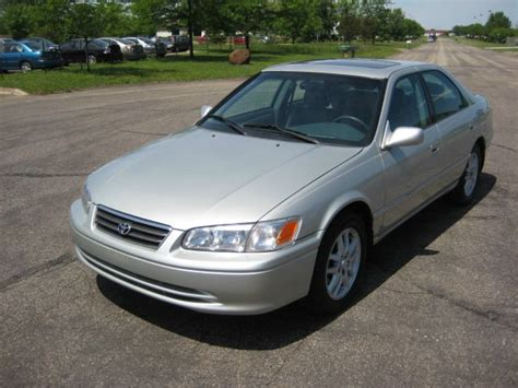 2000 Toyota Camry Mpg Document Moved
