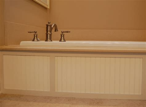 beadboard bathtub a bead on beadboard newport cove