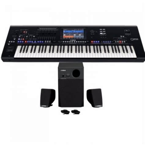Keyboard Genos Yamaha Genos Keyboard Gns Ms01 Speaker System At