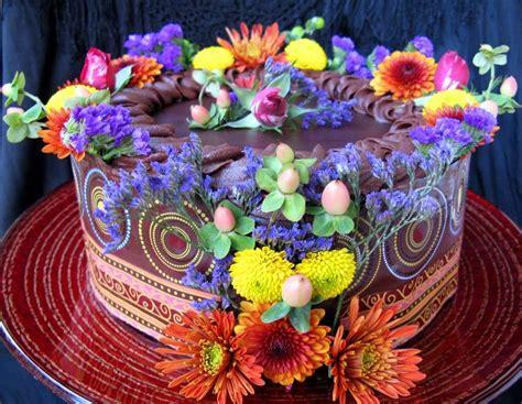 torte di compleanno con fiori fiori di compleanno fv31 187 regardsdefemmes
